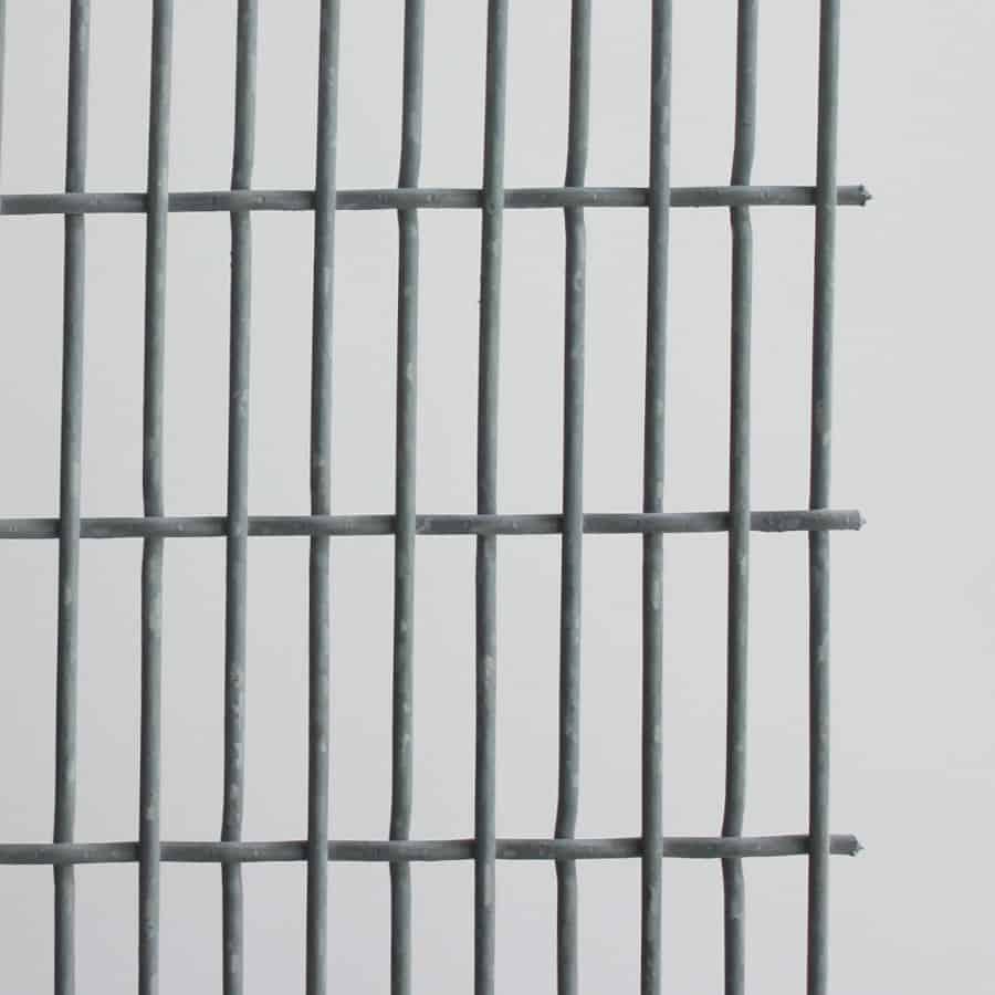 malla de alambre abertura rectangular