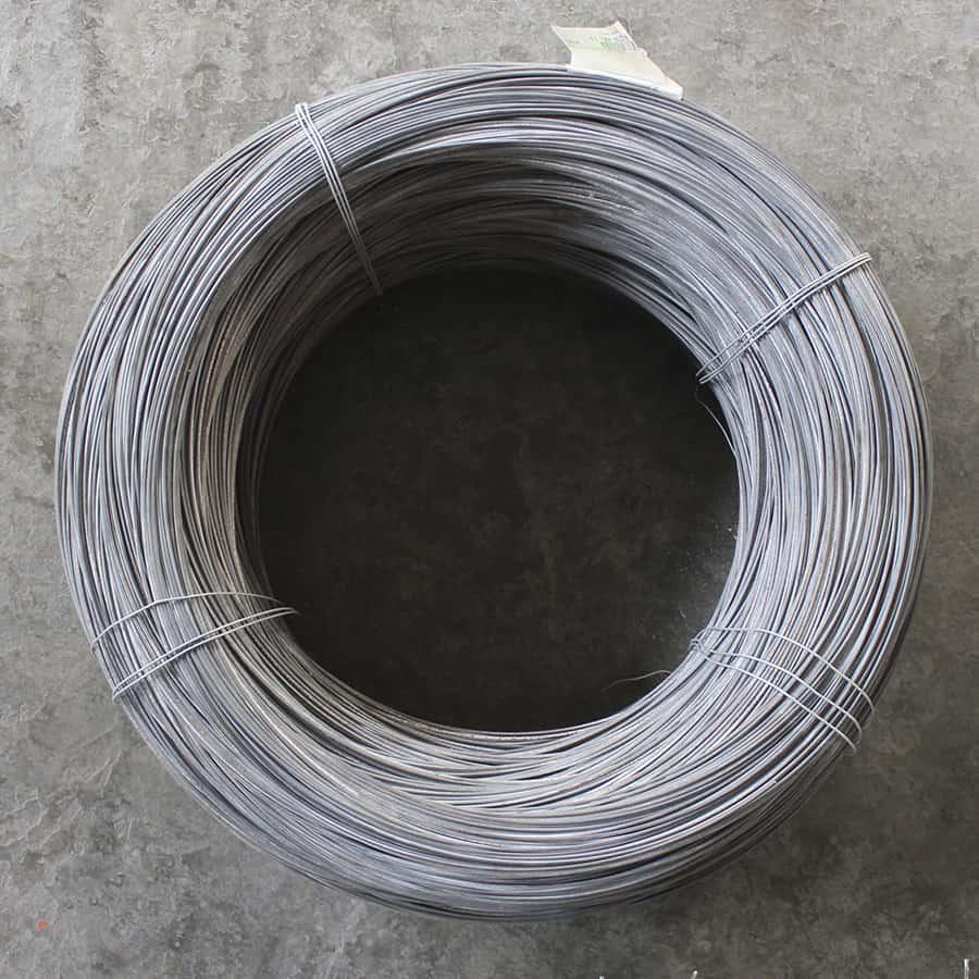 alambre alto carbon para mallas