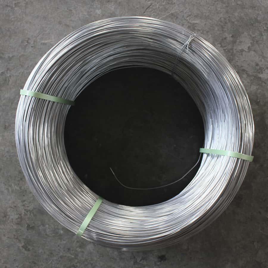 acero galvanizado para malla de alambre