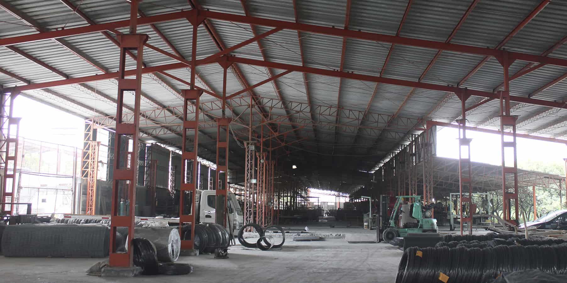 fabrica de mallas de alambre